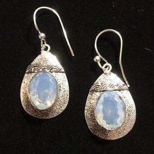 Enchanting Moonbeam Opalite Earrings
